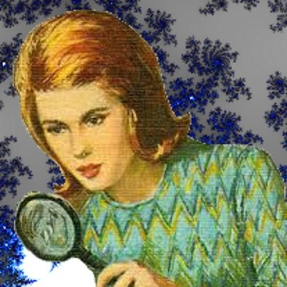 I Love Nancy Drew