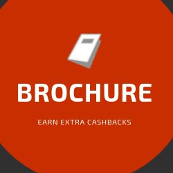 Brochure.live - Earn Extra Cashbacks