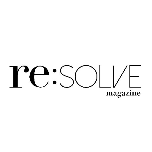 re:solve magazine
