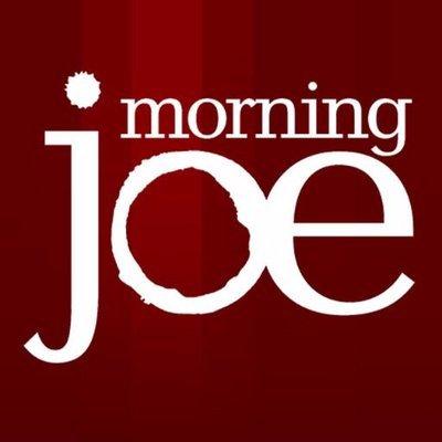 Morning Joe (@Morning_Joe )