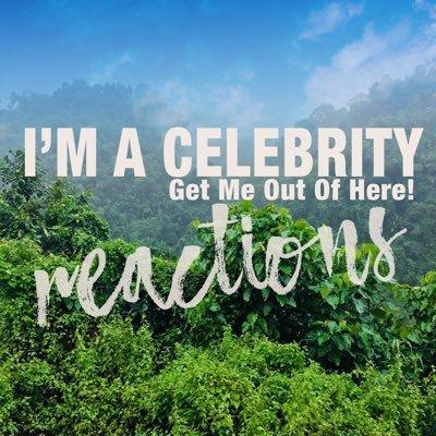I'm A Celebrity Reactions