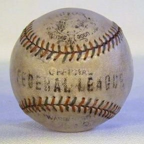 Fascinated with baseball history. Constantly reading baseball books. Would have loved to have witnessed baseball's dead-ball era. Envy baseball historians.