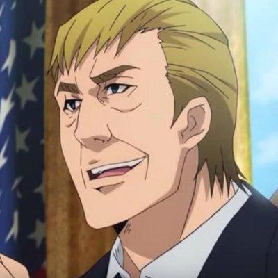 Anime Trump Anime Trump Us Twitter