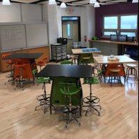 Maker Space Mount Olive Middle School NJ MakerEd