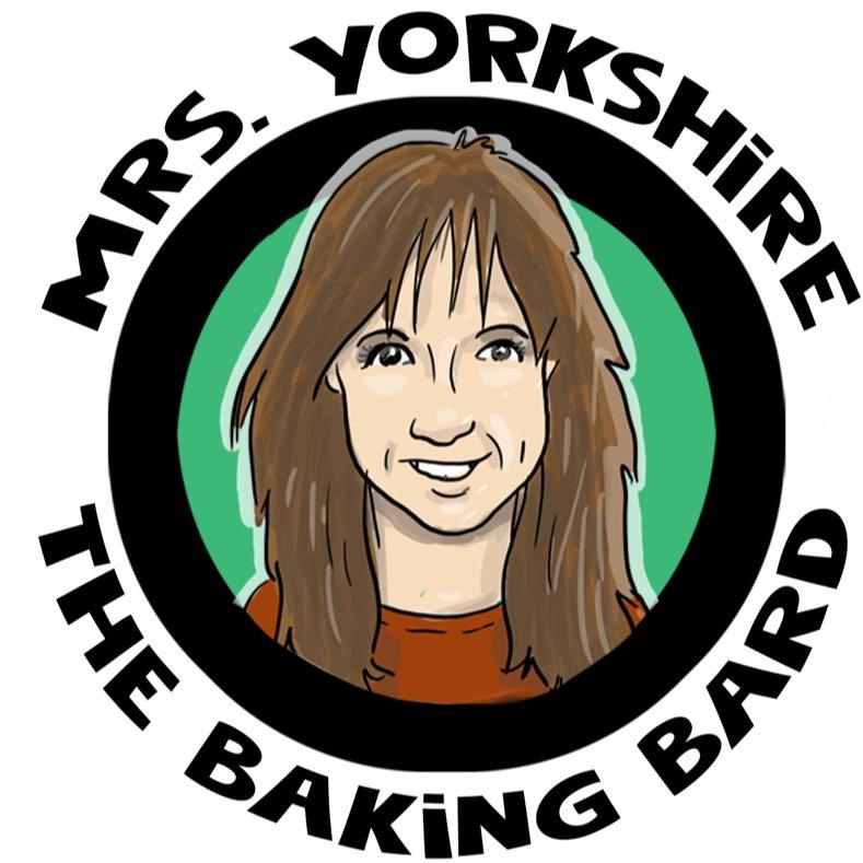 Mrs Yorkshire the Baking  Bard