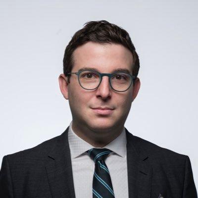 Financial journalist and self-described