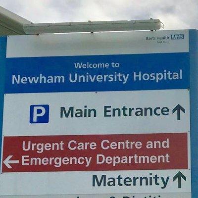 Emergency Department @Newham University Hospital (@EDTeamNUH