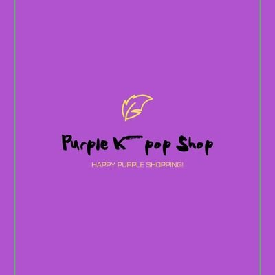 Purple K-pop Shop  💜   🇵🇭