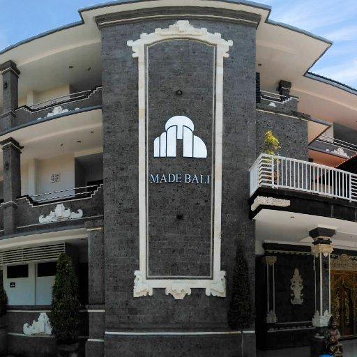 Hotel Made Bali Hotelmadebali Twitter