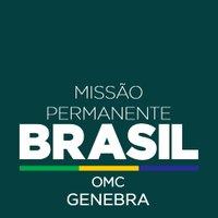 Missão do Brasil junto à OMC 🇧🇷