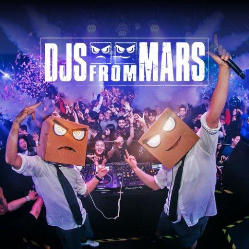 Djs From Mars (@djsfrommars)   Twitter