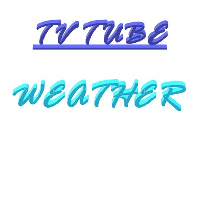 TVTUBEWEATHER periscope profile