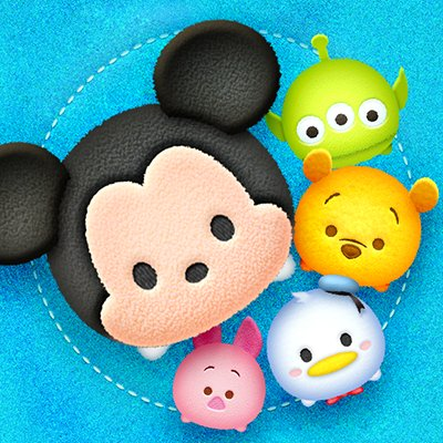 LINE Disney TsumTsum