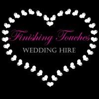 Finishing Touches Wedding Hire