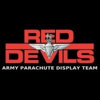The Red Devils Army Parachute Display Team (@RedDevilsOnline )