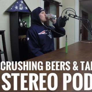 Crushing Beers & Talking Shit Stereo Podcast on Twitter