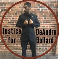 Justice for DeAndre Ballard