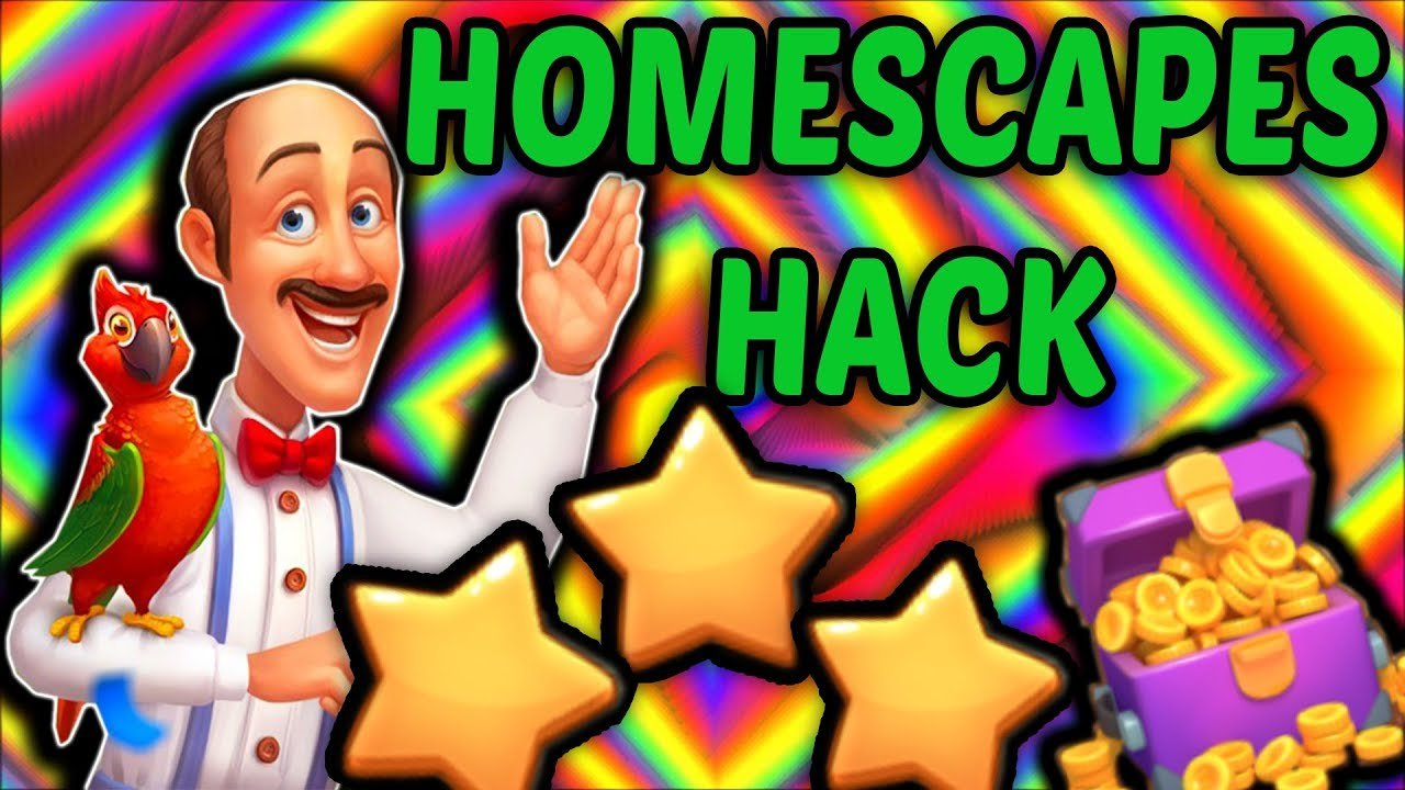 Homescapes Hack unlimited Coins & Stars Online! (@Homescapeshacks) | Twitter