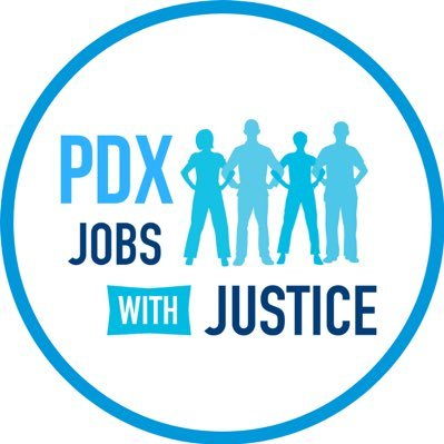Portland Jobs with Justice 📢↙️↙️↙️