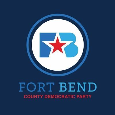 Image result for Fort Bend County Democratic Party logo