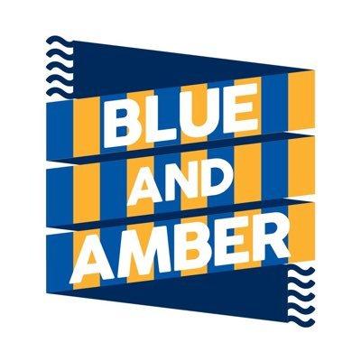 Blue & Amber Fanzine