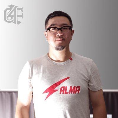 室谷司 ALMA FIGHT GYM BASE代表 岡畜産 副社長