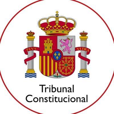 Tribunal Constitucional (@TC_Esp) | Twitter