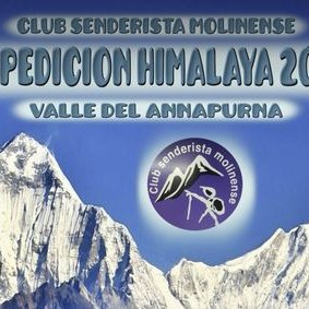 El ARI entrega material escolar para una Expedición al Himalaya