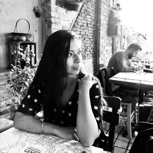 Gurveen Chadha (@ChadhaGurveen )