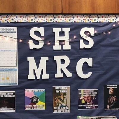 Sparta High School Library