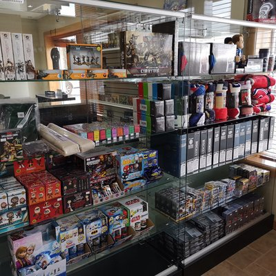 Jpl Sports Cards And Collectibles On Twitter I Don T Think We Have Enough Funkopop In The Store Burlon Shoplocal
