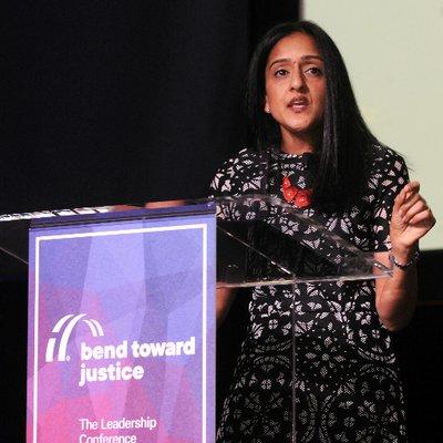 Vanita Gupta (@vanitaguptaCR) Twitter profile photo