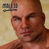 Male 3D Gallery (@male3dgallery )