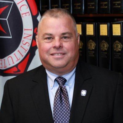 Deputy Chief Jeff Patterson