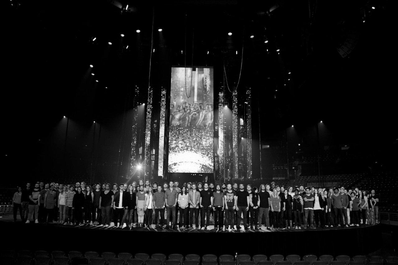 Hillsong Teams (Worship, United, Young & Free