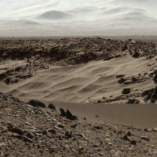 Mars Mission Images