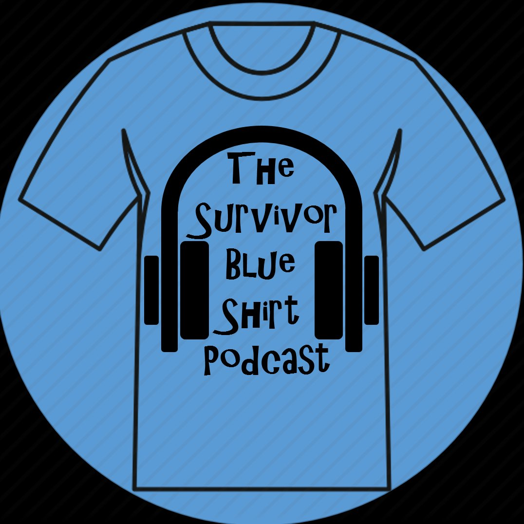 The Survivor Blue Shirt Diaries