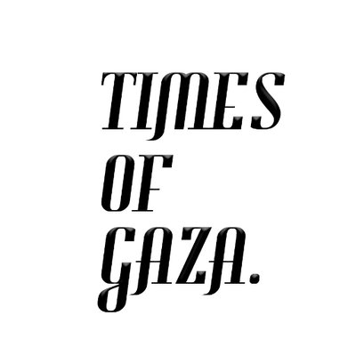 TIMES OF GAZA (@Timesofgaza) Twitter profile photo