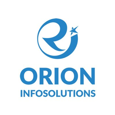 Orion Infosolutions on Twitter: