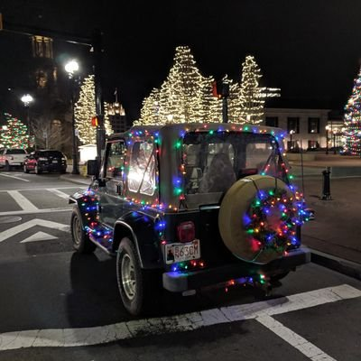 Christmas Jeep.Quincy Christmas Jeep Quincyxmasjeep Twitter