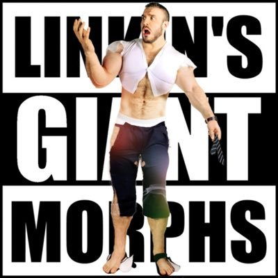 Giant gay muscles