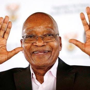 Jacob G Zuma (@PresJGZuma )