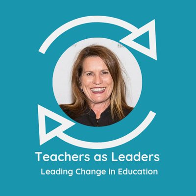 Sharon McCormack (@teacherasleader) Twitter profile photo