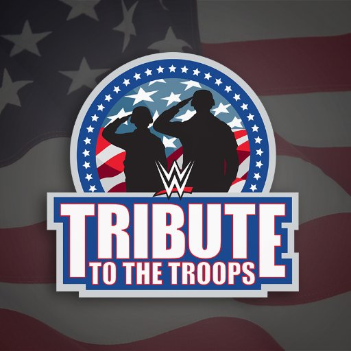 Tribute to Troops