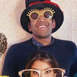 Prashant Seshadri (@psesh5) Twitter profile photo