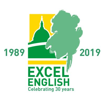 Logo de la société Excel English