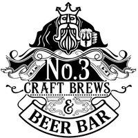 No. 3  Craft Brews