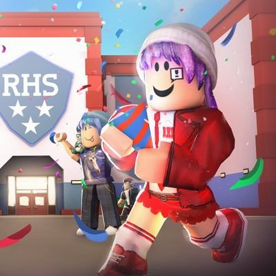 Roblox High School 2 Rhs Help Twitter