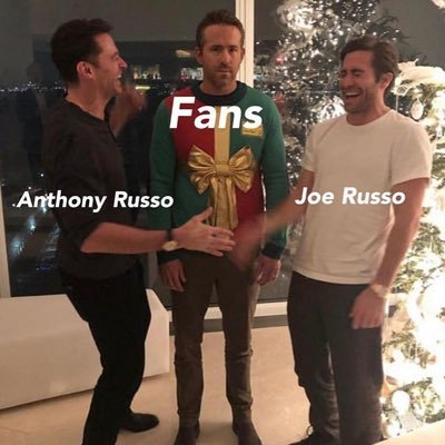 Russo Brothers (@Russo_Brothers )