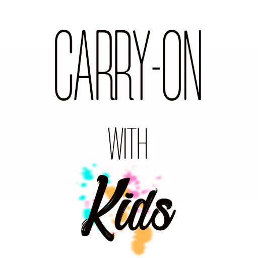 Carry On With Kids